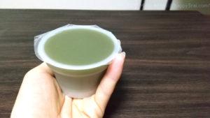 遠藤製餡ゼロカロリー水ようかん抹茶大きさ