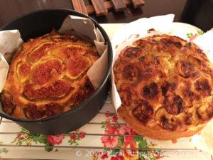 カラーラノンフライヤーで焼いたお菓子2