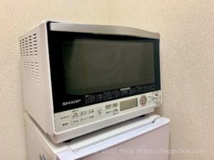 RE-SS10X-Wオーブンのサイズ感