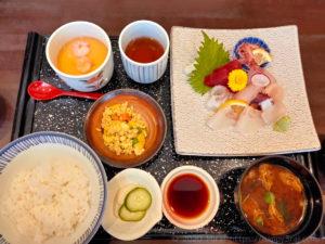ダイエット中のデートに最適な海鮮和食