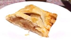 ダイエット向き低カロリーアップルパイ3
