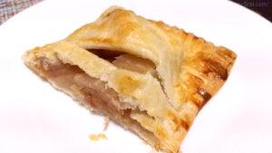ダイエット向き低カロリーアップルパイ2