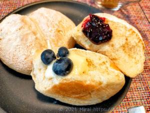 低脂質な手作り白パン2